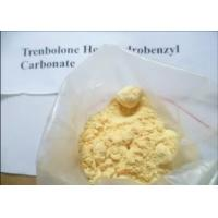 Buy cheap Light Yellow Injectable Trenbolone Powder Parabolan 23454-33-3 For Muscle Building product
