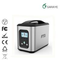Portable Backup Power Pack High Capacity , Rechargeable 110 Volt Power Supply Long Lifespan