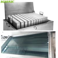 Buy cheap Commercial Stainless Steel Soak Tank For Pizza Pan And Oven Pan Degreasing product