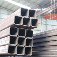 Buy cheap 150*150 Steel Square Tube Supplier / ERW SHS / MS Square Hollow Section product