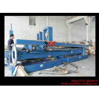 Buy cheap Pipe Rotating Automatic Welding Manipulators 2 * 2m for Circle Seam Welding product