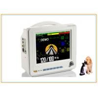 10.4 Inch Bedside Vet Patient Monitor 15X42X32CM Dimension 3KG Weight