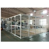 Buy cheap Biological Lab Modular Softwall Clean Room Class 10000 , Hospital Pharmacy Clean Room product