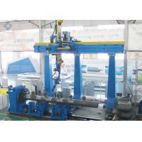 Buy cheap Big Nozzle MAG Welding Machine / Station for Boiler Header 426mm × 52mm × 400mm product