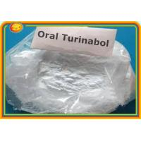 Buy cheap 99% Purity Oral Turinabol Bodybuilding /Muscle Growth Steroid Hormone 2446-23-3 product