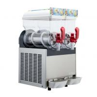 Buy cheap 300W 15L×2 Ice Slush Machine With Double Tank For Making Beverage , 110V - 115V product