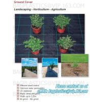 Buy cheap PP ground cover,weed barrier Fabrics, weed mat in strawberry garden, Agricultural weed control pp woven grass mat, 70gsm product