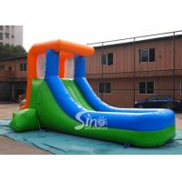 China oddler mini inflatable water slide for backyard play from China Sino Inflatables on sale