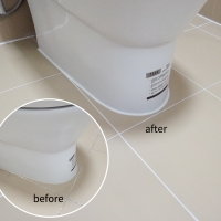 Buy cheap Waterproof Silicone Sealant Replacement Stain Resistance Tile Grout product