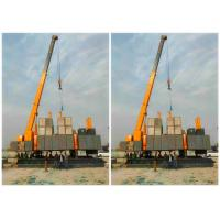 Buy cheap High Speed Hydraulic Static Pile Driver 141KW Piling Power Unique Design For Construction product