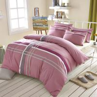 Buy cheap Queen Size Cotton Adults Bedding Sets For Womens / Mens Premium Reactive Printing product