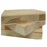 Buy cheap Standard Size 4*8 Paulownia Core 25mm Blockboard For Furniture Decoration product