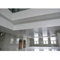 Buy cheap Fire & Water proof Square Clip In Ceiling with Powder Coated product