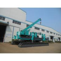 Buy cheap T-WORKS ZYC Series Hydraulic Static Pile Driver For Soft Soil Pile Foundationl With High Efficiency product