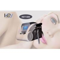 Buy cheap Mobile Handle Q-switched ND Yag Laser For  Pigment  Birthmark Removal Big Power product