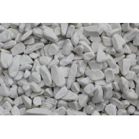 Quality White Gravel,White Crushed Stone,Broken Stones,White Machine-Made Pebbles,Landscaping Gravels for sale