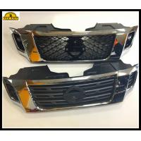 China Chrome Car Front Bumper Grille Grill Fit For Nissan Navara D23 NP300 2015 - 2017 on sale