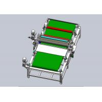 Buy cheap Solar Glass Coating Machine For Sun - E Glass With Patterns Film In Glass Processing Machinery product