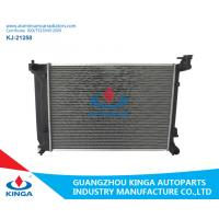 Buy cheap A / C Aluminum Cooling Hyundai Radiator For Sonata OEM 25310-C2000 product