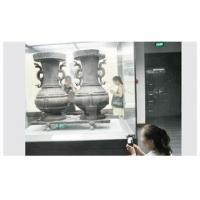 Buy cheap The T1 Qr Square Barcode Scanner / QR Code Reader For Exhibition Hall CE Approved product