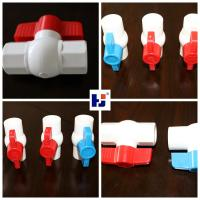China Supply of PVC ball valve environmenal protection on sale