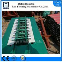 Quality Building Roof Roll Forming Machine Parts With Hemming Machines 70mm Shaft for sale