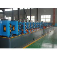 Buy cheap Straight Seam ERW Pipe Mill Machine , Ss Tube Mill 50HZ Frequency product