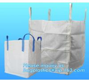 Buy cheap U-type competitive price 100% PP breathable bulk big woven fibc bags mesh jumbo bag for firewood potato, BAGPLASTICS, product