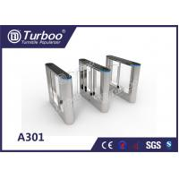Buy cheap Sensor Analysis Speed Gate Turnstile Precise Positioning Convenience Settings product
