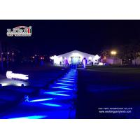 Buy cheap UV Protection Garden Party Tents 800 People Outside Tents For Parties product