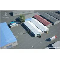 15x35M Transitional Large Canopy Tent Fabric Covered Storage Buildings