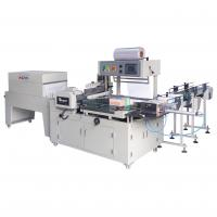 Buy cheap Automatic Thermal Shrink Packing Machine Tissue Box Bundling Machine product