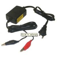 Buy cheap 0.8A SLA Battery Charger Universal Smart , 240V And 3 Stage product