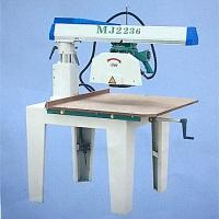 Buy cheap Professional Woodworking Machinery Woodworking Radial Arm Saw Speed 2860r/Min product