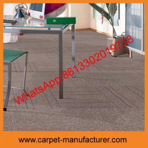 Newest customerized pattern Tufted plain loop tile polypropylene PP Carpet Tiles