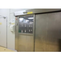 Buy cheap Customized U Type Automatic Air Shower Tunnel For Medical Industry Cleanroom product