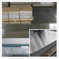 Buy cheap Professional DC / CC Mill Finish Aluminum Sheet with 1100 1050  3003 3105 5052 product