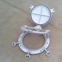 Buy cheap Marine Openable Portlights Weathertight Marine Ships Portholes With Storm Cover product