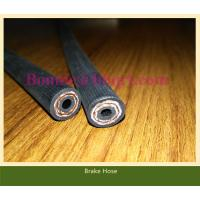 Buy cheap sae j1401 hydraulic brake hose flexible heat resistant steel wire reinforced rubber hose from wholesalers