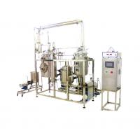 China CE Herbal Extraction Equipment Steam Fractional Alcohol Distillation Equipment on sale