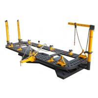 China Auto Body Repair Equipment / Chassis Liner Frame Machine With Two Pumps on sale