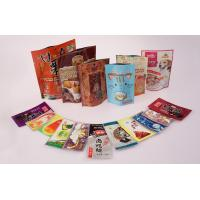 Buy cheap Frozen Vaccum Bread Packaging Bags Food Flexible Packaging For Meat Fish product