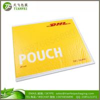 Buy cheap (FREE DESIGN) Custom design bubble envelope widely use waterproof yellow kraft bubble mailer envelope product