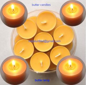 butter candles/butter lamp