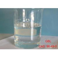 Buy cheap Gamma - Butyrolactone Oral Anabolic Steroids GBL Colorless Liquild 99% Purity Organic Material product