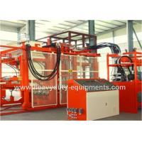 Buy cheap 1100×820 mm Auto Ccement Block Making Machine 900L Hopper For Aggregate product