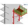 Buy cheap Trilho eficiente alto plataforma guiada da carga do guindaste para reposicionar from wholesalers