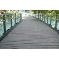 China Recycled wood plastic composite decking of wpc deck flooring wpc decking boards on sale