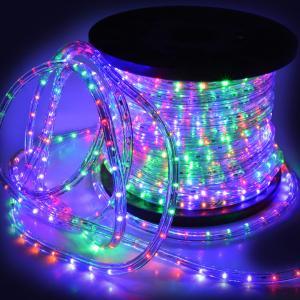 Led rope light led rope light online wholesaler decorationlamp com led rope light rgb 220v110v aloadofball Image collections