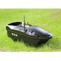 Buy cheap DESS Autopilot bait boat rc model battery power and ABS plastic type Black Upper Hull Color product